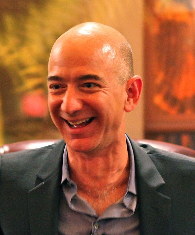ジェフ・ベゾス Amazon創業者 | KILOSOPHY(キロソフィー)